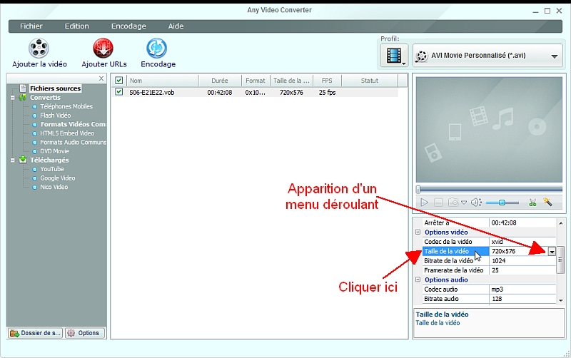 Codec pour fichier vob full version free software download feverfiles - Open office classeur tuto ...