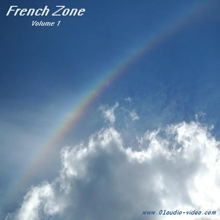 French Zone - Volume 1 (Front)