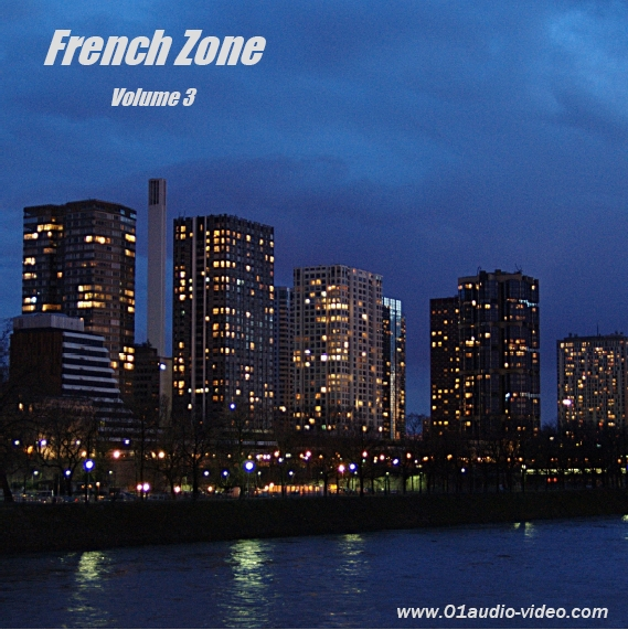 French Zone - Volume 3 (Front)