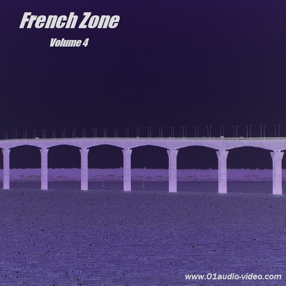French Zone - Volume 4 (Front)