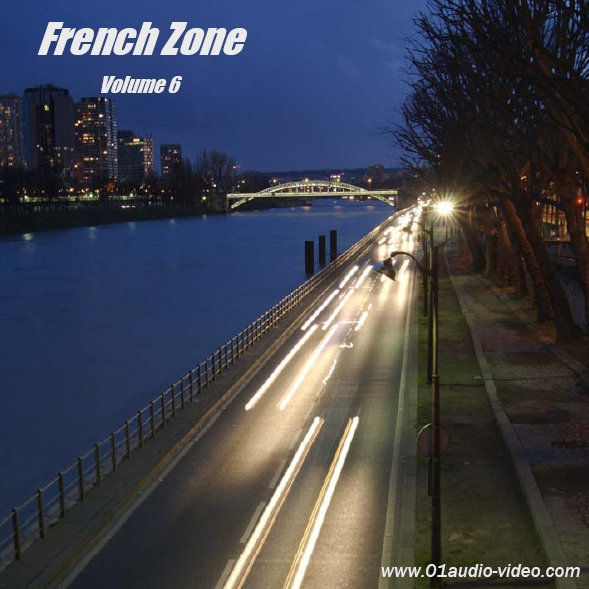 French Zone - Volume 6 (Front)
