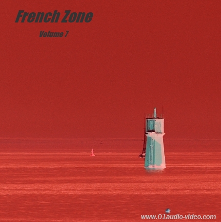 French Zone - Volume 7 (Front)
