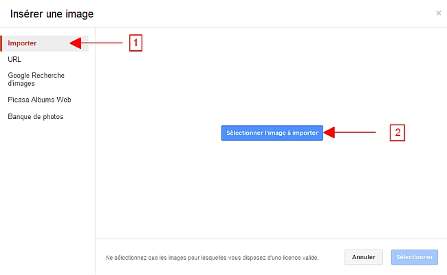 tuto google documents - google docs - mon premier document avec google documents