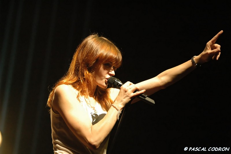 Axelle Red à l'Olympia
