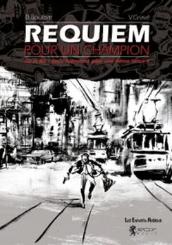 Requiem Pour Un Champion - Couverture BD