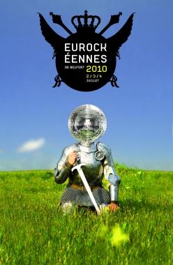 Eurockéennes 2010 - 2,3,4 Juillet 2010 - Belfort