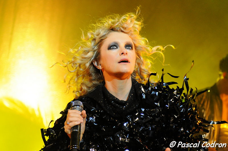 Goldfrapp au Trianon 2010