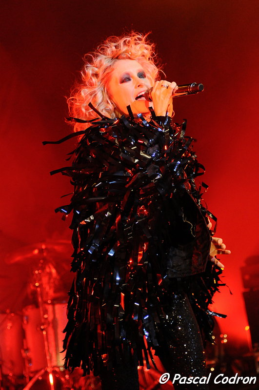 Goldfrapp au Trianon