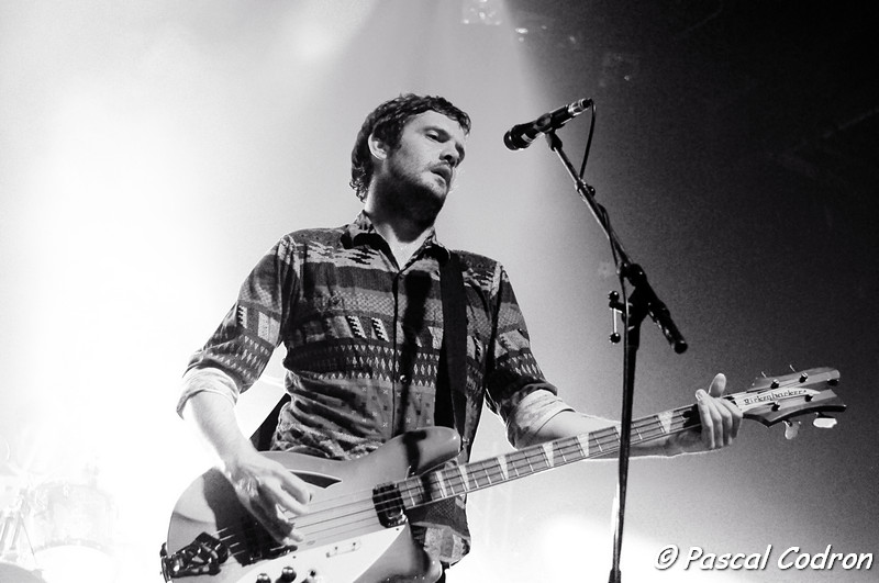 Klaxons in Paris 2010 - Photos by Pascal Codron