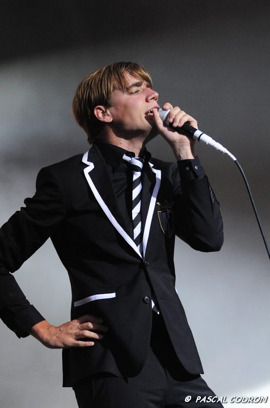 The Hives à la Garden Nef 2008